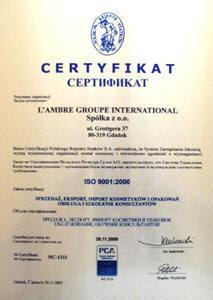 Сертификация парфюмерий сертификация-характеристика, по предмете метрология
